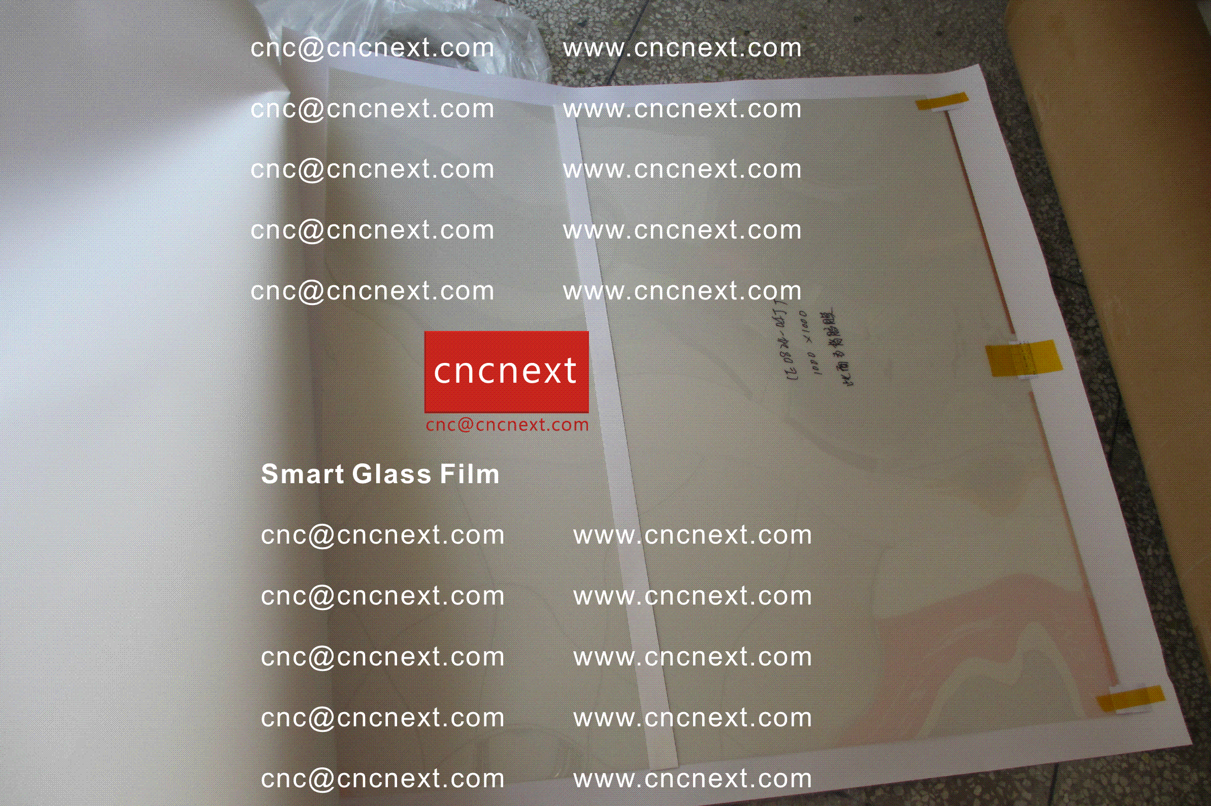 003 Smart Glass Film