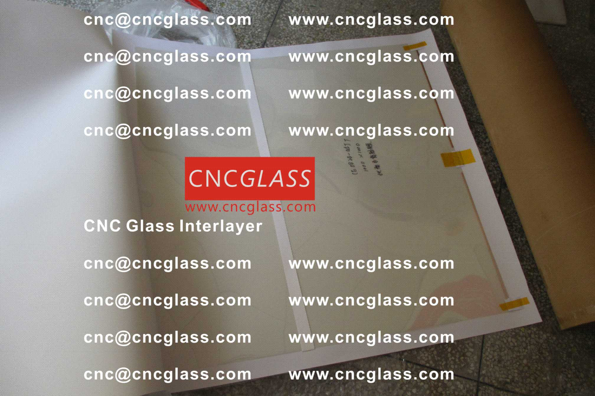 005 Smart Glass Film for safety laminated glass insert