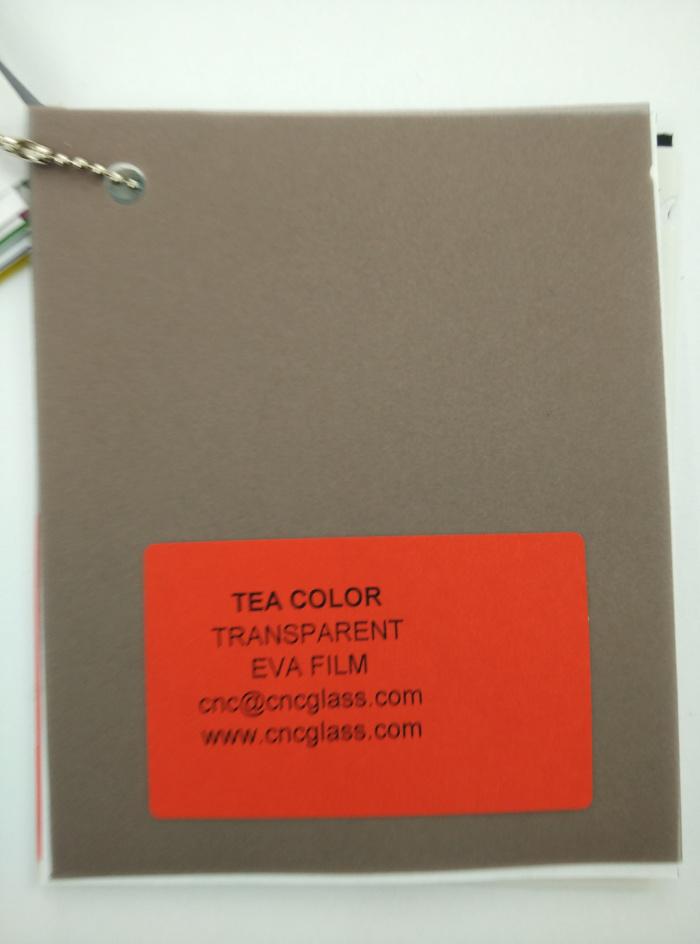 TEA COLOR Transparent Ethylene Vinyl Acetate Copolymer EVA interlayer film for laminated glass safety glazing (16)
