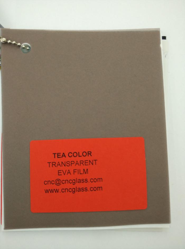 TEA COLOR Transparent Ethylene Vinyl Acetate Copolymer EVA interlayer film for laminated glass safety glazing (69)
