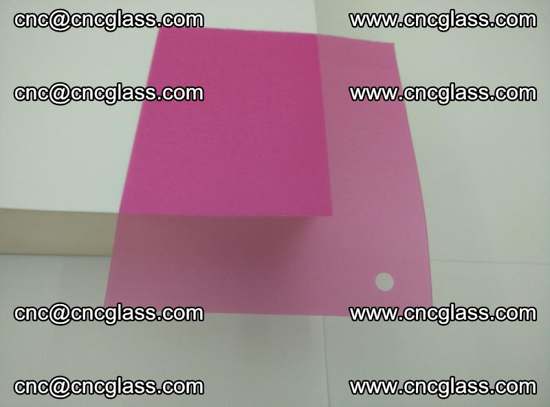 Pink transparent eva glass laminating interlayer film foil (20)